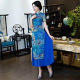 double sided opening sharon cheongsam