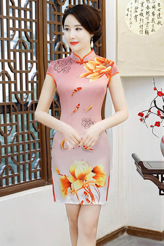 improved cheongsam