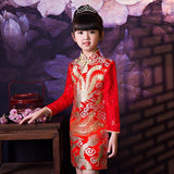 chinese traditional clothing for kids