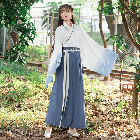 chinese clothing hanfu