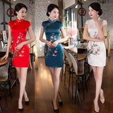 girls chinese dress