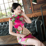 chinese silk clothing