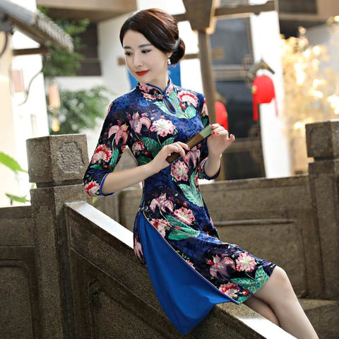 chinese style fashion