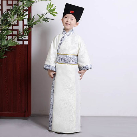 chinese robe costume