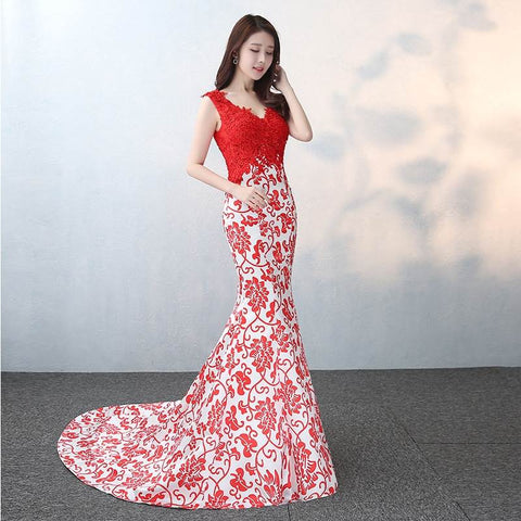traditional cheongsam
