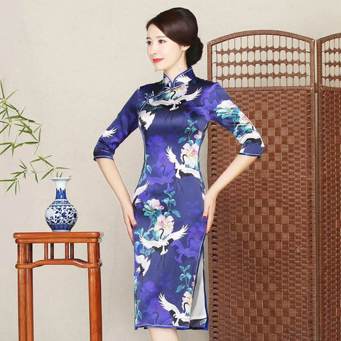 chinese female clothing