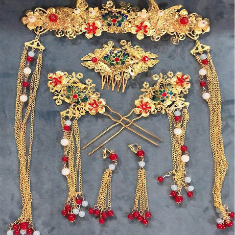 Asian Wedding Accessories