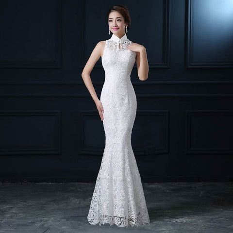 chinese style wedding dress