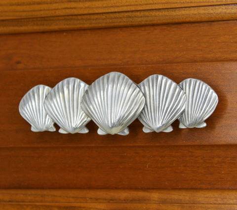 seashell drawer pull