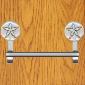 Sand Dollar towel bar