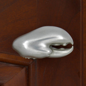 Lobster Claw Cabinet Knob, 269R, Small, Right facing - Sea Life Cabinet Knobs
