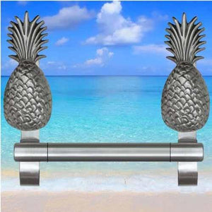 Pineapple Towel Bar, 232 - Sea Life Cabinet Knobs
