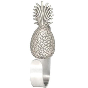 Pineapple Robe Hook, 192 - Sea Life Cabinet Knobs