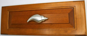 Tulip Conch Cabinet Pull, 160R, Large size, Right Opening - Sea Life Cabinet Knobs
