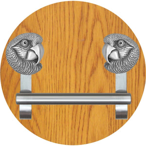 Parrot Towel bar