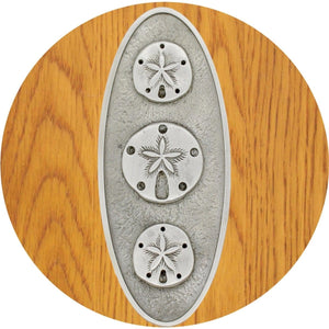 sand dollar cabinet door handle