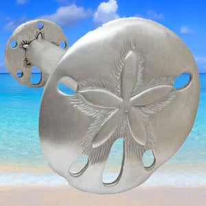 Sand Dollar Drapery Tie Back 175 - Sea Life Cabinet Knobs