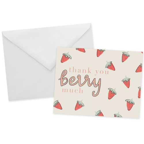 You Are Berry Cute Card