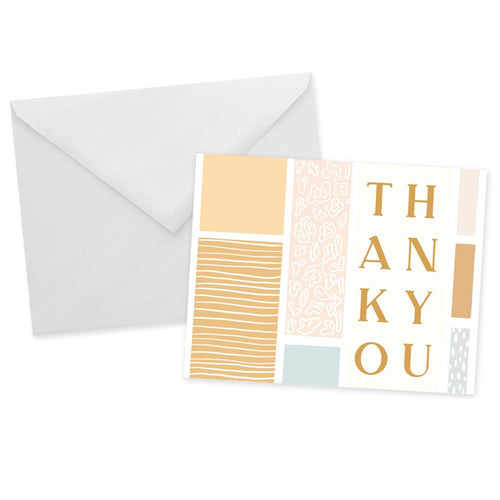 Serendipity Thank You Card