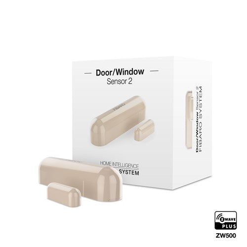 FIBARO Z-WAVE DOOR SENSOR CREAM