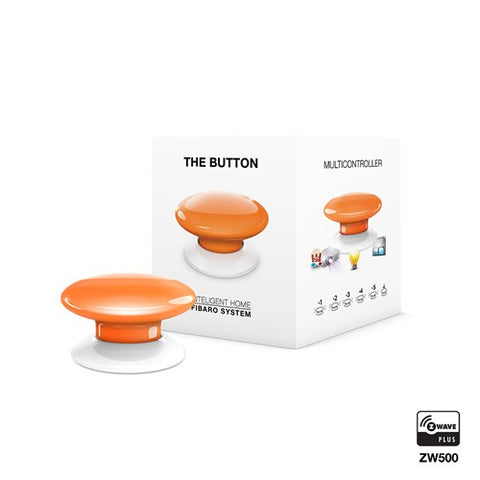 FIBARO BUTTON ORANGE