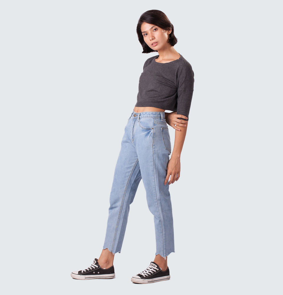 Crop Top - Mantou Clothing
