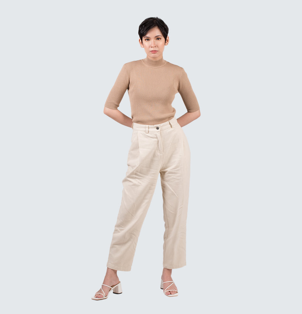 Dana Cream Trousers