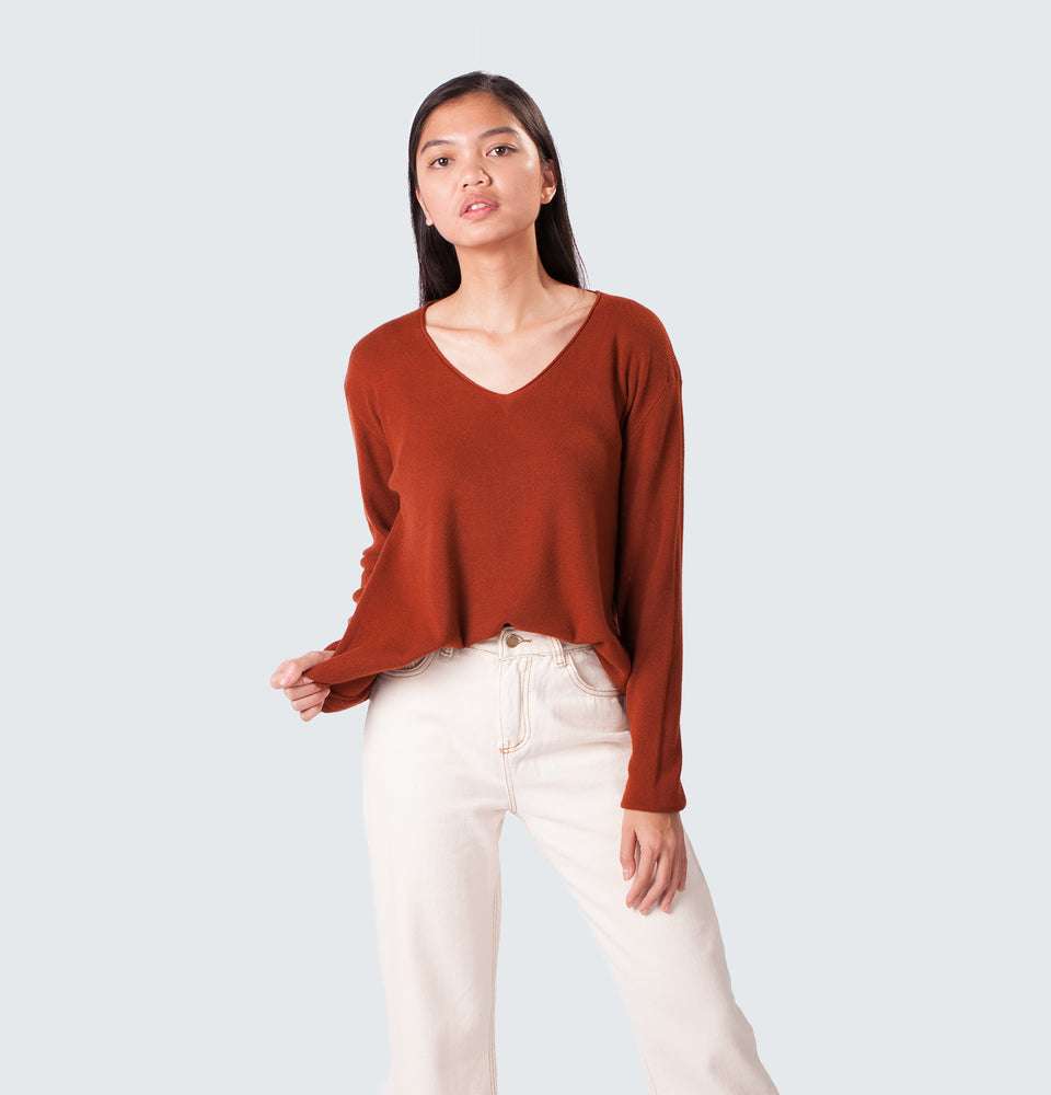 Shime-a's Comfy Sweater - Mantou Clothing