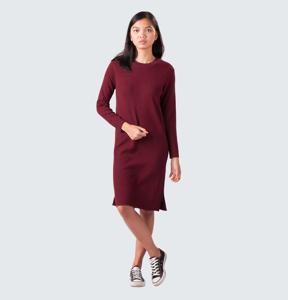 Basic Dress - Mantou Clothing