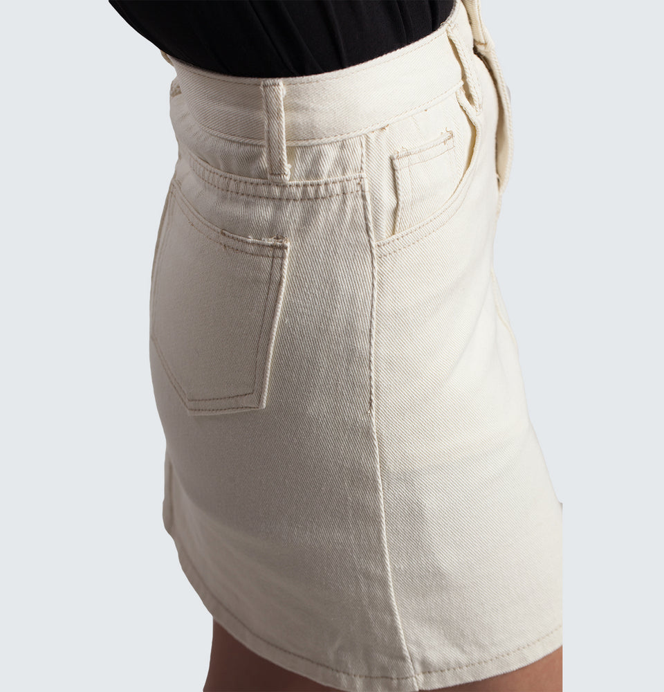 Mini Skirt - Mantou Clothing