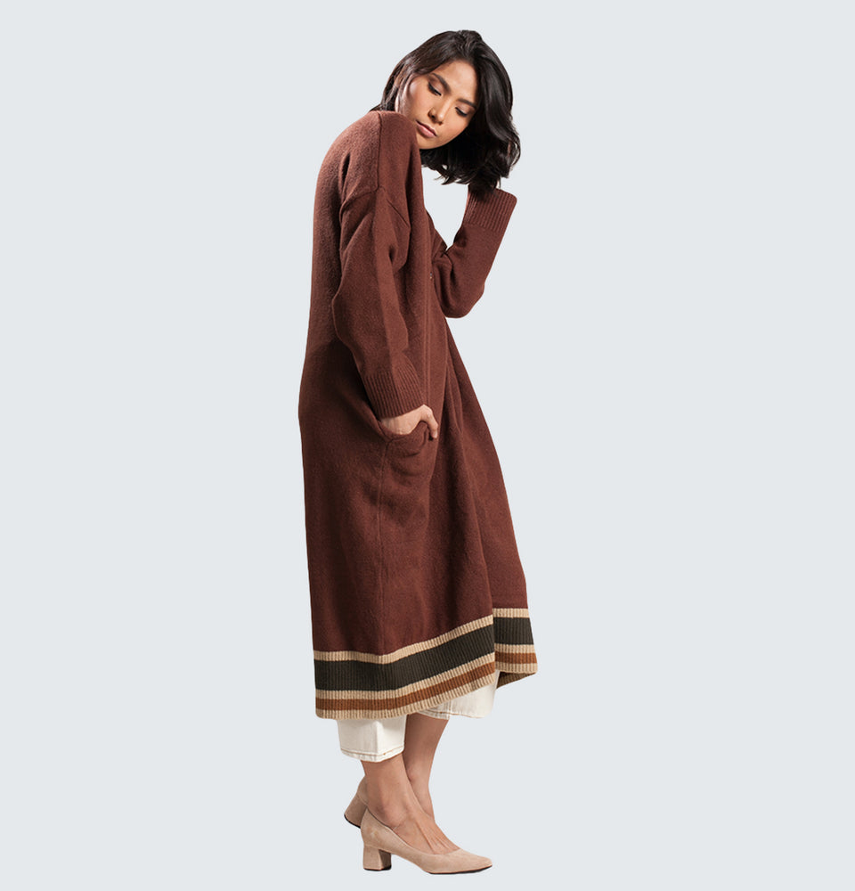 Wawa Coat - Mantou Clothing