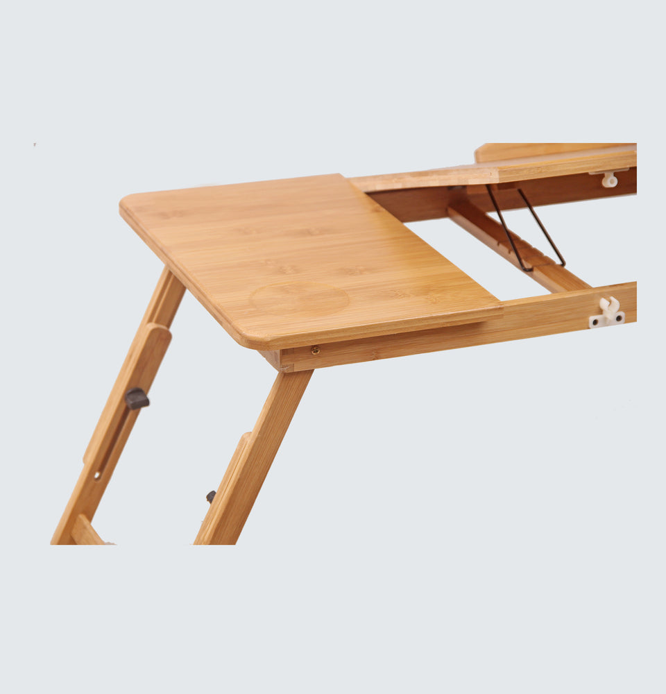 Mantou Wooden Laptop Table