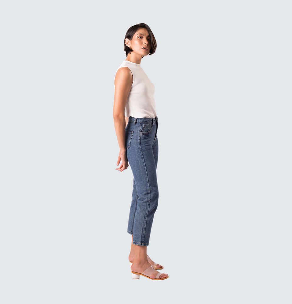 Cassy High Rise Jeans
