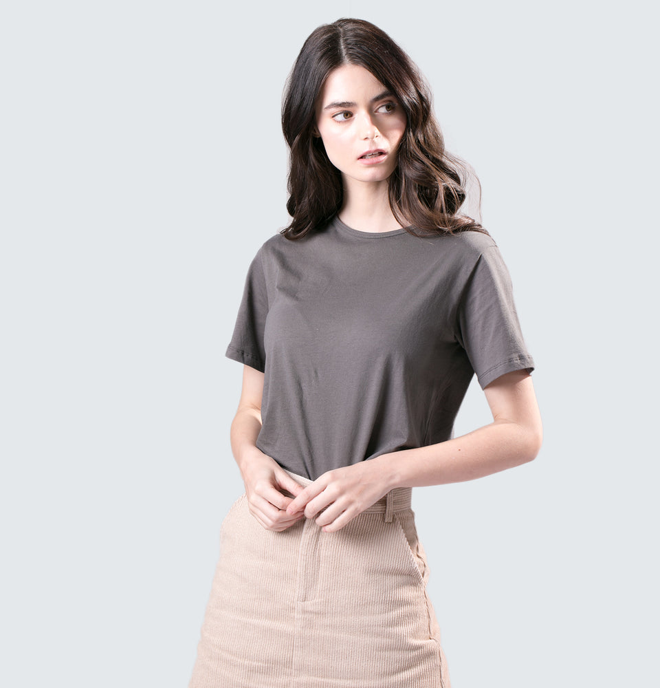 Cotton T-Shirt - Mantou Clothing
