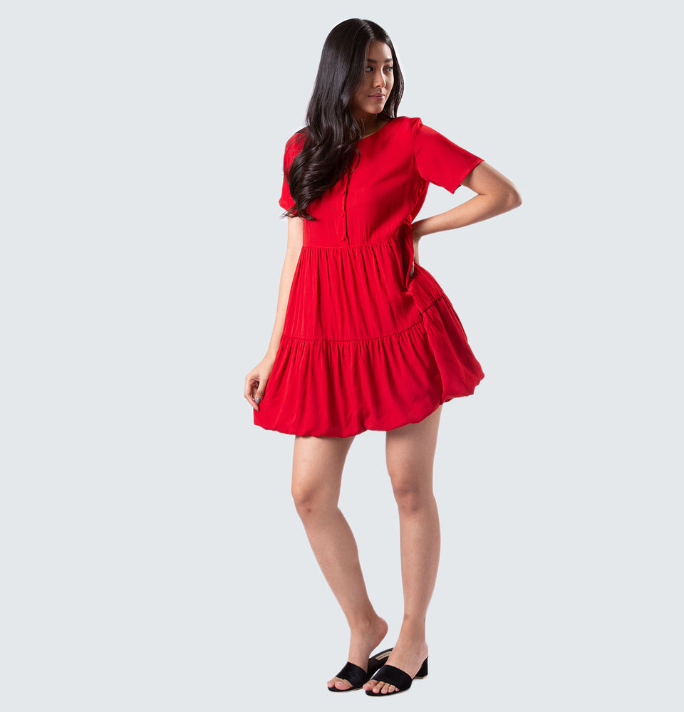 Freya Dress - Mantou Clothing