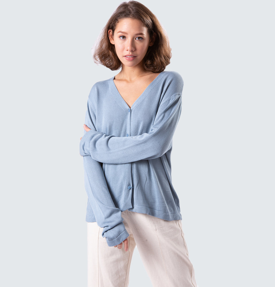 Daphne Cardigan - Mantou Clothing