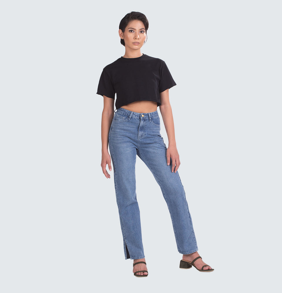 Stacey Straight Cut Jeans