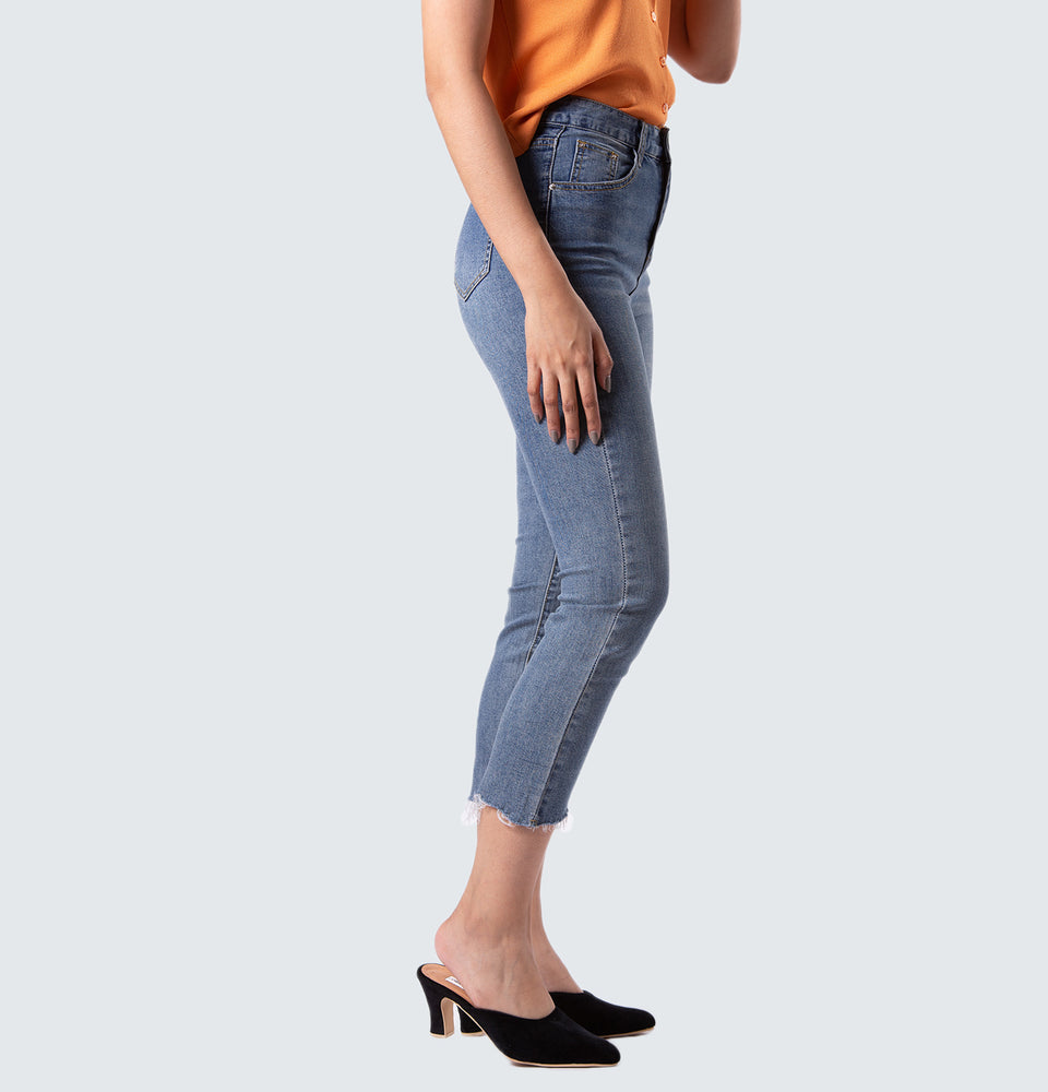 Skinny Jeans - Mantou Clothing