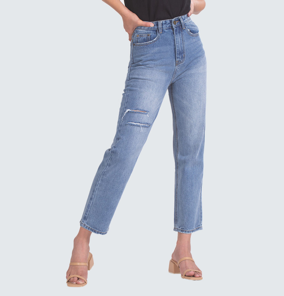 Sam Distressed Jeans