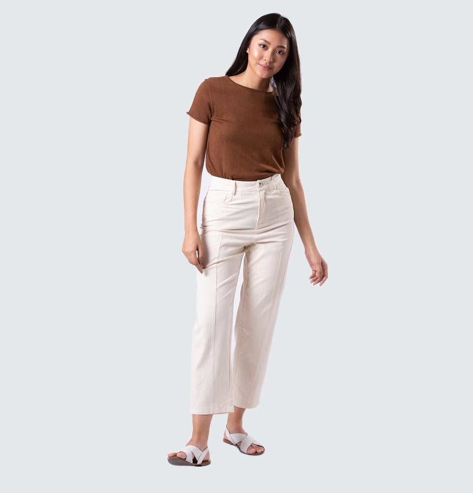 Sandy Pants - Mantou Clothing