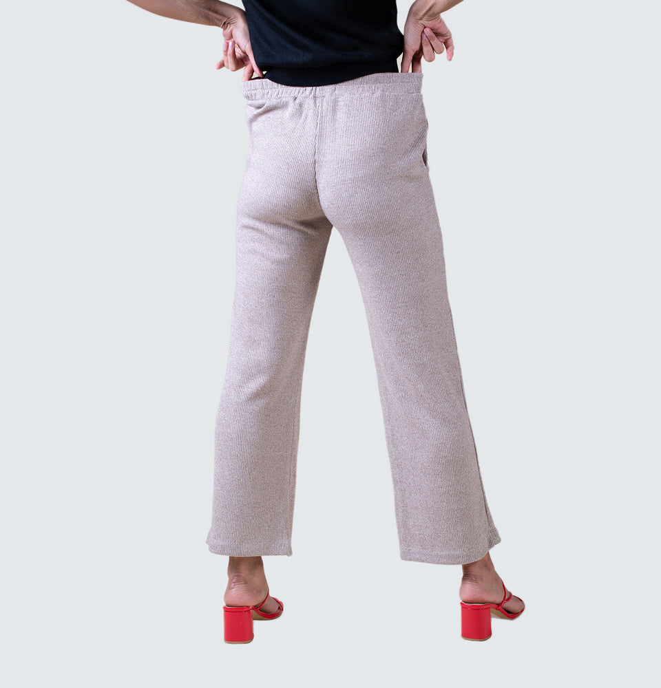 Ivy Cashmere Trousers - Mantou Clothing