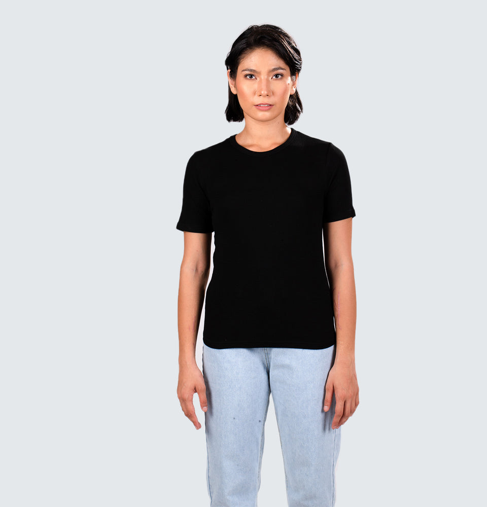 Julia Crew Neck T-shirt