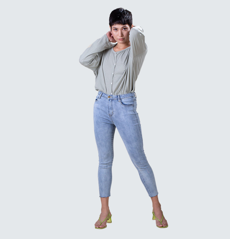 Bela Skinny Jeans - Mantou Clothing