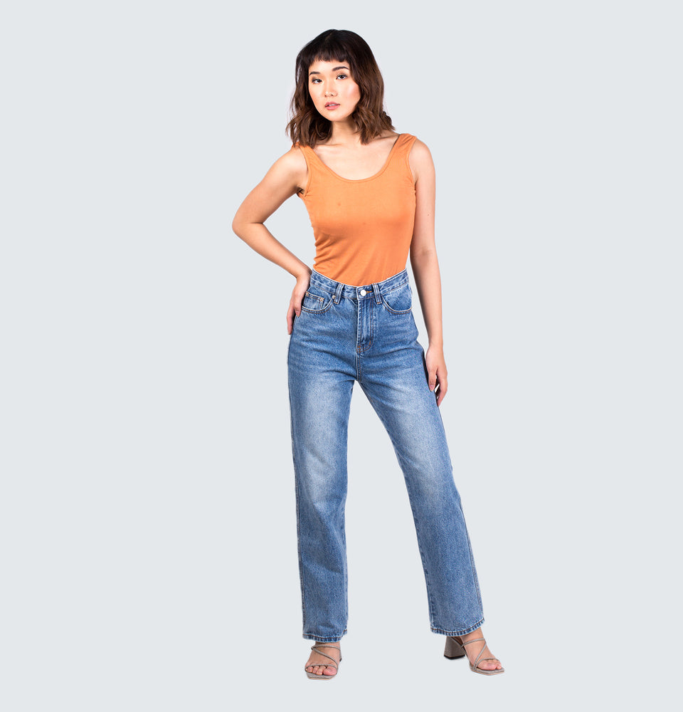 Camilia Full Length Jeans