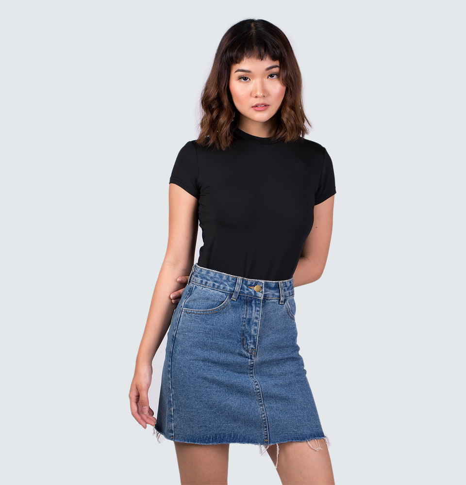 Kristine Shortsleeves BodySuit