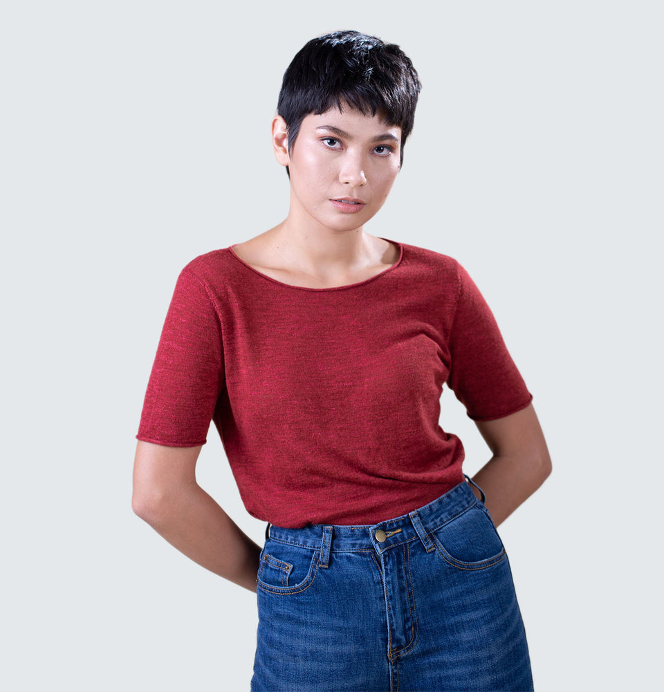 Sheila Top - Mantou Clothing