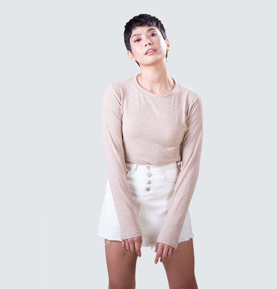 Oly Polyester Long Sleeves - Mantou Clothing