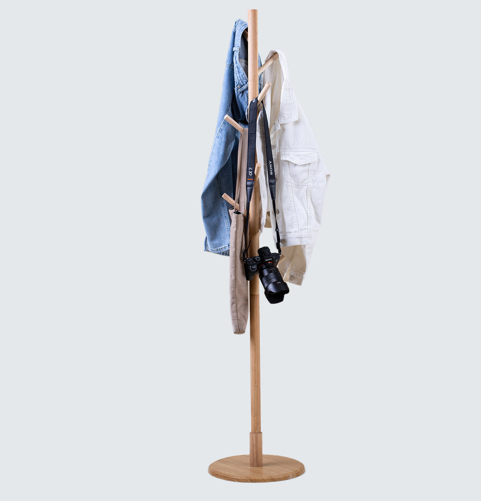 Coat Rack - Mantou Clothing
