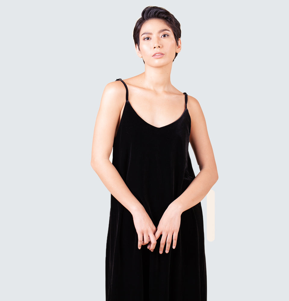 Velvet Dress - Mantou Clothing