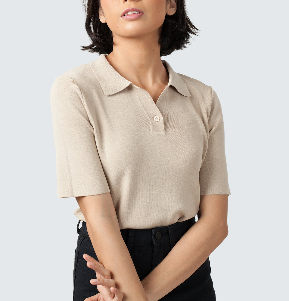 Mantou Polo Knit Shirt - Mantou Clothing